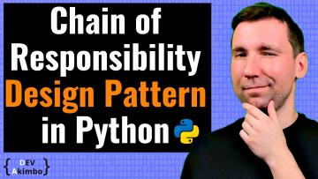 Thumbnail for 'Chain of Responsibility Design Pattern Python for Web Developers' post