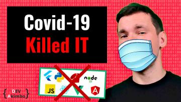 Thumbnail for 'How Covid 19 Have Killed Programming Market' post