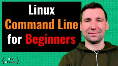 Thumbnail for 'Linux Command Line for Beginners' post