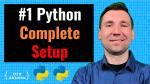 Thumbnail for 'Python 3 Installation Tutorial for Beginners' post