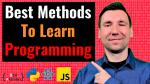 Thumbnail for 'The 5 Best Methods to Learn Programming' post