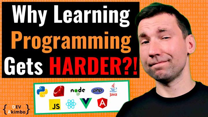 Why Its Harder Than Ever to Learn Programming Today